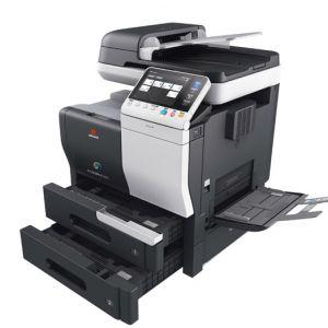 Stampante Multifunzione a Colori A4: d-Color MF3800